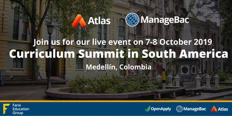 Curriculum Summit in South America entradas