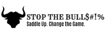 Stop the Bull$#!% tickets