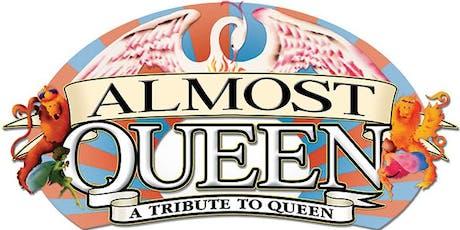 Almost Queen the Ultimate Queen Tribute tickets