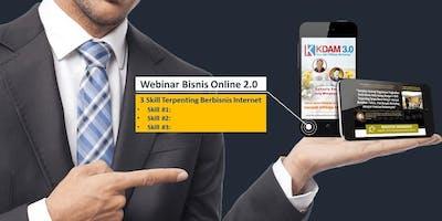 """""""WEBINAR"""" Gratis Strategy Berbisnis di Internet"""