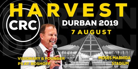 HARVEST DURBAN 2019 tickets