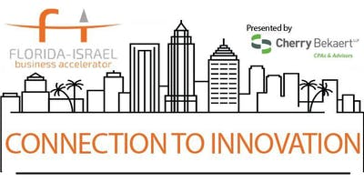 Connection to Innovation October 23rd