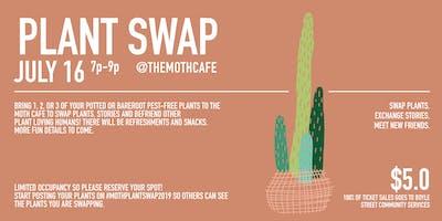 MOTH PLANT SWAP