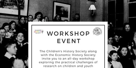 Children's History Society Workshop Day tickets