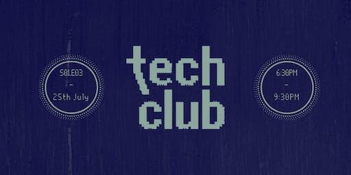 TechClub S01-E03: Cyber security