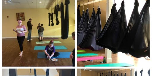 Care to Say Namaste Summer 'Yoga' Day Camp Coping Skills