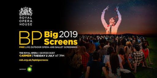 Royal Opera House Presents: Carmen Live from Wembley Park BP Big Screens