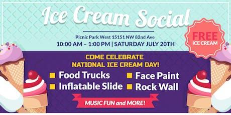 2019 Ice Cream Social  tickets