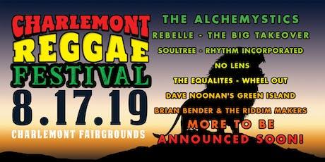 Charlemont Reggae Festival 2019 tickets