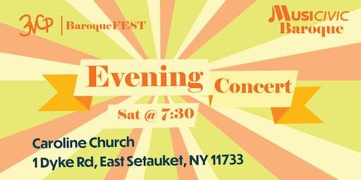 Baroque Concert @Caroline Church!