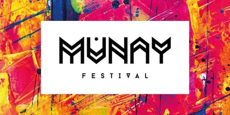 ॐ MUNAY Festival 2019 ॐ entradas