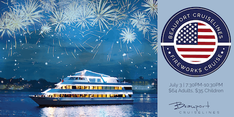 Fireworks Cruise tickets