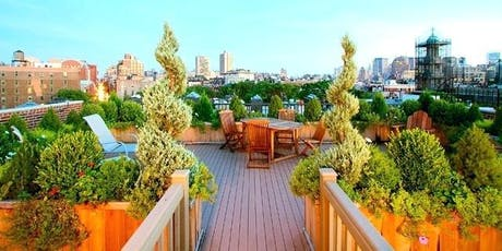 The IAW NYC Chapter 2019 Summer Soiree Series:  230 Fifth Rooftop Happy Hour tickets