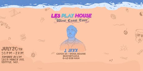 Les Play House w/ J. Jaxx tickets
