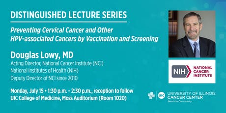 Distinguished Lecture Series: Acting NCI Director, Douglas Lowy, MD tickets