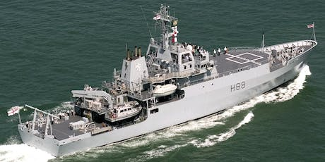 HMS ENTERPRISE Ship Open To Visitors tickets