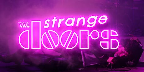 Strange Doors - Doors Tribute tickets