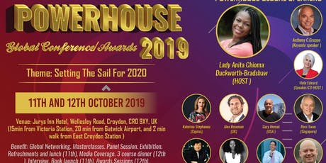 Powerhouse Global Conference/Awards 2019 tickets