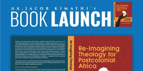 DR.JACOB KIMATHI'S BOOK LAUNCH tickets