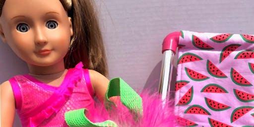 Doll  Beach Party