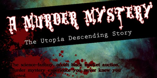 Occult Auction Murder Mystery  Party
