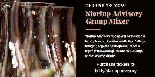 Startup Advisory Group Entrepreneur & VC Mixer