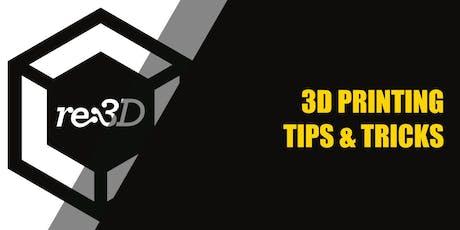 3D Printing Tips & Tricks Class - Houston tickets