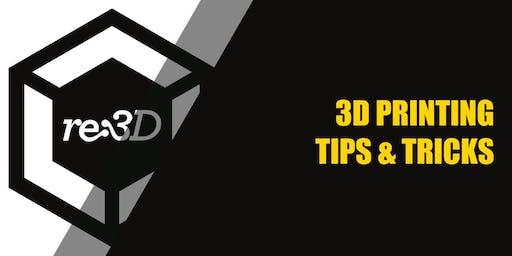 3D Printing Tips & Tricks Class - Houston