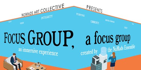 Focus Group, A Focus Group tickets