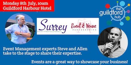 How to create, run & market an event tickets