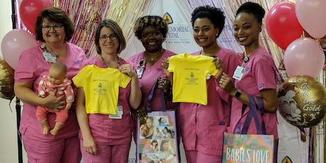 Sibley's World Breastfeeding Week Celebration and Global Big Latch-On tickets