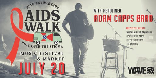 AIDS Walk Music Festival & Market