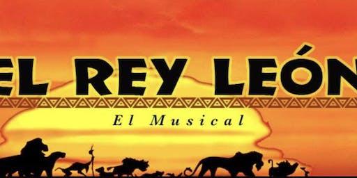 El Rey León- el Musical