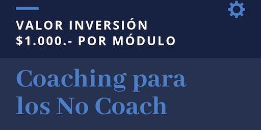 Formación Integral COACHING PARA LOS NO COACH