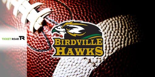 Birdville vs Little Elm Varsity Football