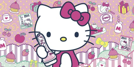 Schick Intuition X Hello Kitty: First-Ever Shoppable Mural tickets