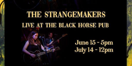The Strangemakers Live at the Black Horse