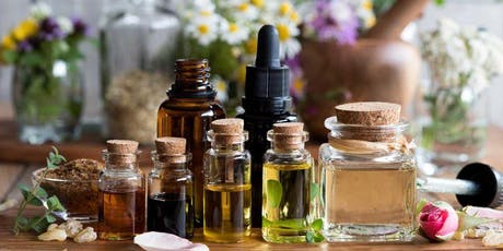 Sip & Blend: Intuitive Essential Oil Workshop tickets