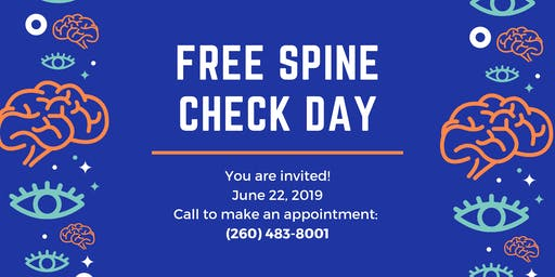 Free Spine Check Day