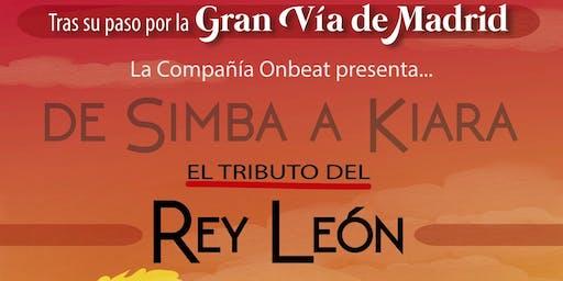 EL REY LEON el tributo