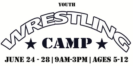 Youth Wrestling Camp tickets