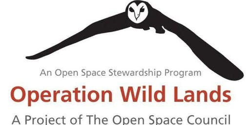 Operation Wild Lands on the Meramec Greenway (Al Foster Trail)