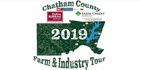 Chatham County Farm and Industry Tour tickets
