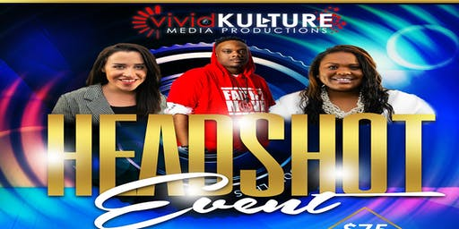 Vivid Kulture Headshot Event