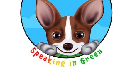 Confident Children Resolving Conflict: Speaking in Green  tickets