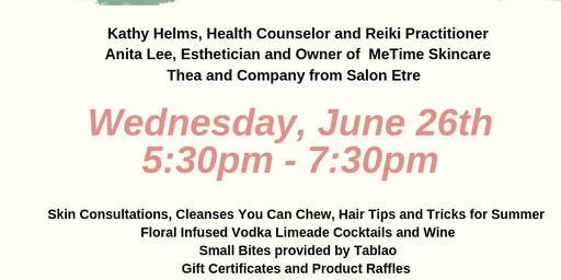 All things you!  Beauty and Wellness Event