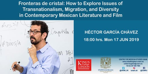 Fronteras de cristal: How to Explore Issues of Transnationalism, Migration and Diversity in Contemporary Mexican Literature and Film