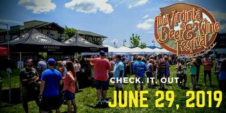 Virginia Beer & Wine Festival tickets