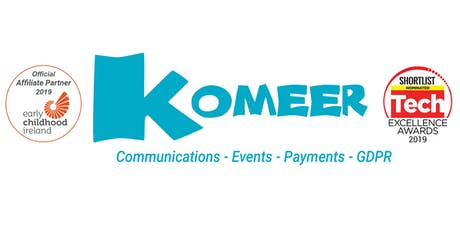 Komeer for Childcare Dublin 24 Presentation  tickets