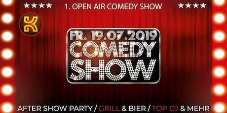 OPEN MIC - Comedy Show Punchline | Kantine Köln Tickets